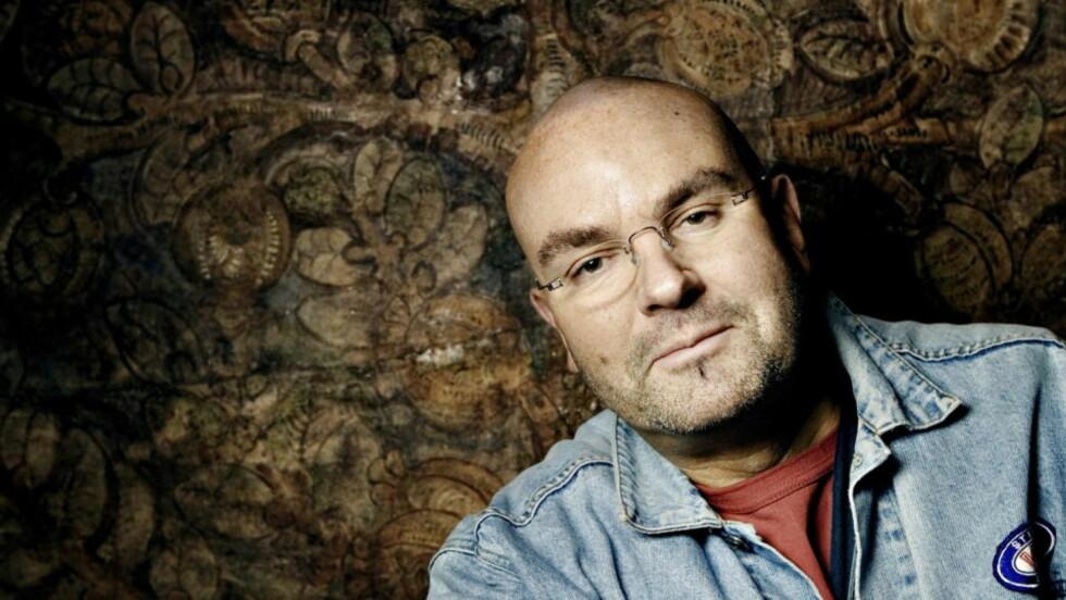 SEXLIV: I den nye boka som kommer nå, byr sokneprest Einar Gelius på detaljerte skildringer fra sitt eget sexliv.  Foto: Jørn H. Moen/Dagbladet