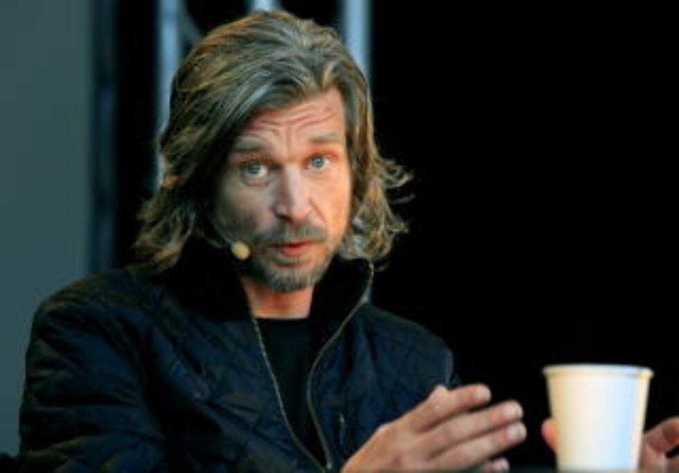 BESTSELGER: Karl Ove Knausgård er blant Oktobers nye, innbringende forfattere. Foto:Jacques Hvistendahl