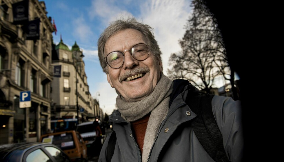 Albumaktuell: Fredag slipper Øystein Sunde sitt første album siden «Meget i sløyd». Foto: Lars Eivind Bones