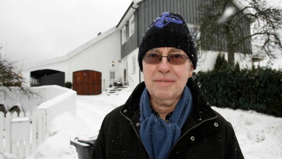 TIL MOTMÆLE: Jan Berg var Karl Ove Knausgårds lærer på videregående, og blir i bind én av «Min kamp» omtalt som «skarp» og «ond». Nå tar han til motmæle. Foto: JAN L. DAHL