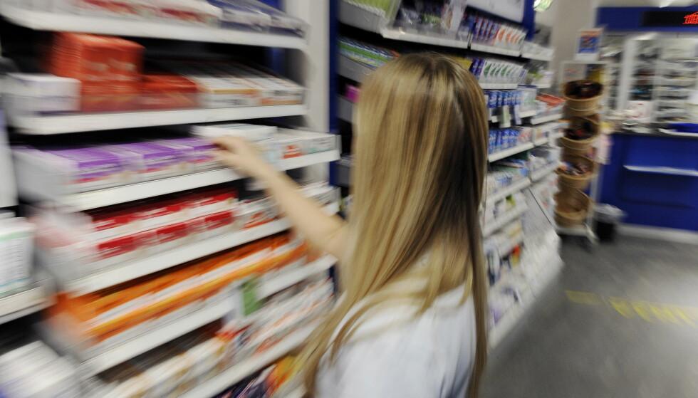 Mangel: Byttet mellom hjertemedisinene skyldtes en mangel av legemidler. Foto: John T. Pedersen/Dagbladet