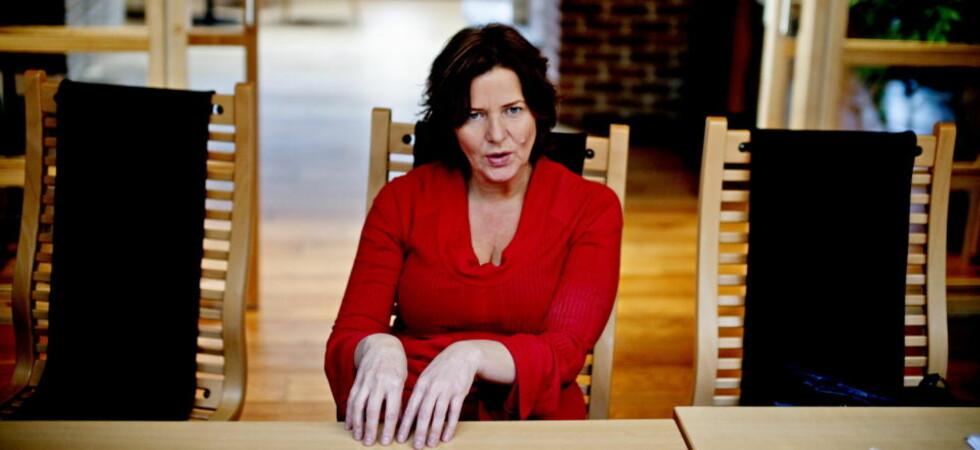 TVUNGEN LØNNSNEMND: Arbeidsminister Hanne Bjurstrøm (AP) stanser sykepleierstreiken.  Arkivfoto: KRISTER SØRBØ/DAGBLADET