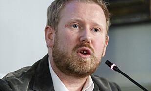 TERRORFORSKER: Anders Romarheim, førsteamanuensis ved Institutt for forsvarsstudier. Foto: Gorm Kallestad / NTB Scanpix