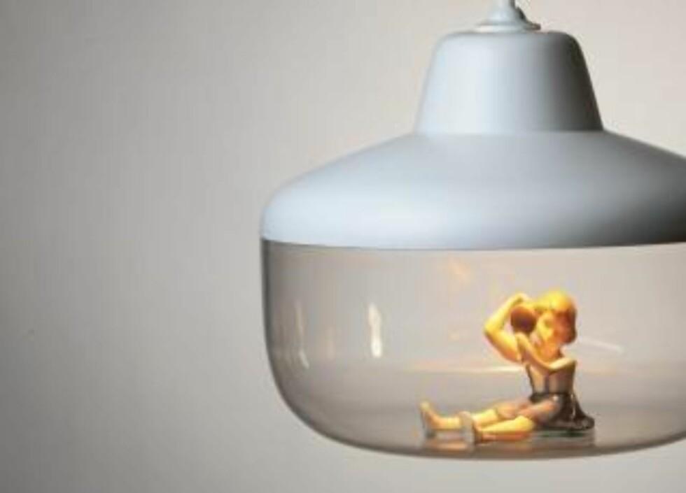 """LEKEN LAMPE: """"Favourite Things"""" fra designstudioet Chen Karlsson.  Foto: Produsenten"""