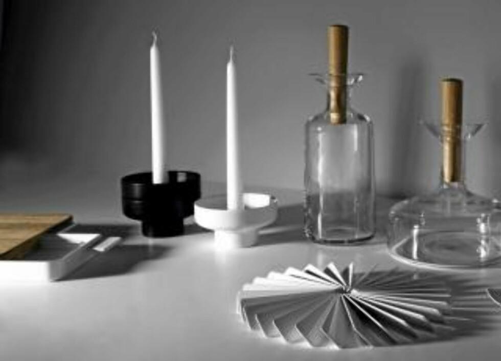 """NORSK PÅ KJØKKENET: Serien """"Basic"""" er designet av StokkeAustad og Frost Produkt. Foto: Produsenten"""