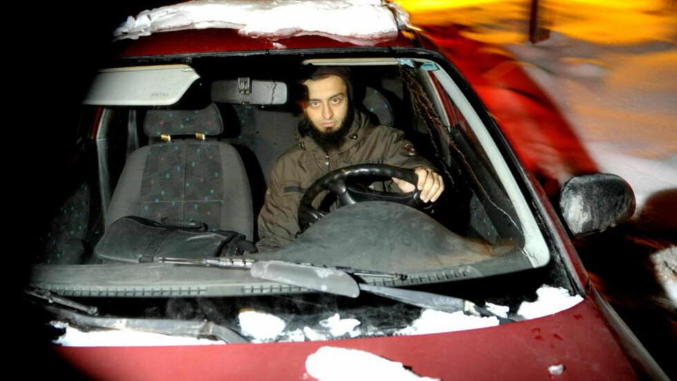 - HAN REPRESENTERER IKKE OSS: Muslimer i Larvik tar avstand fra Mohyeldeen Mohammad, og vil mandag arrangere en demonstrasjon mot ham. Foto: John T. Pedersen/Dagbladet