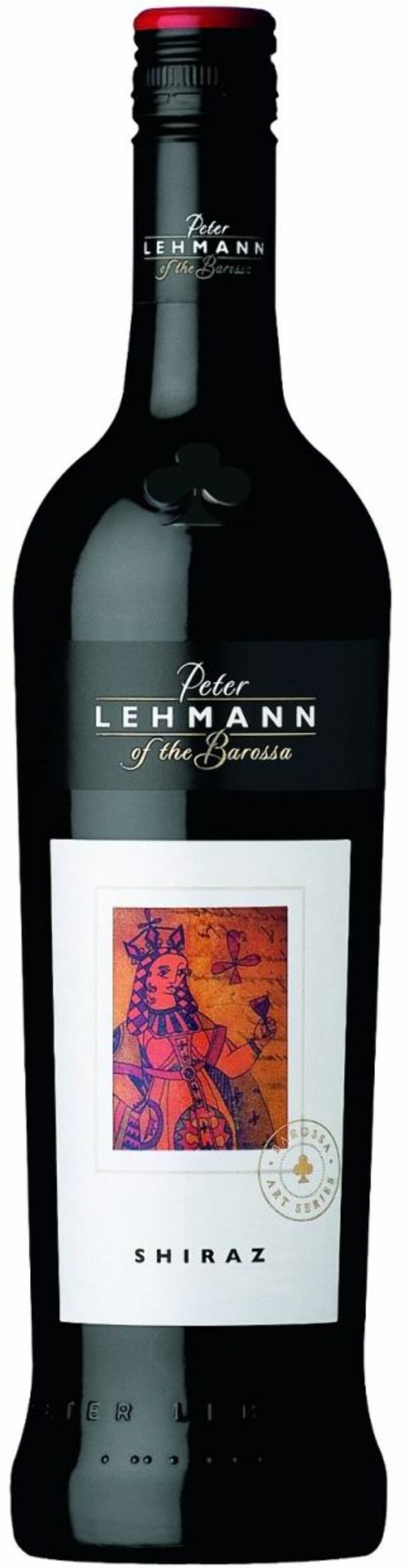 SEKSER TIL 120 KRONER: Peter Lehmann Barossa Shiraz 2007 smaker bra, kan gjerne lagres og er ypperlig til mat.