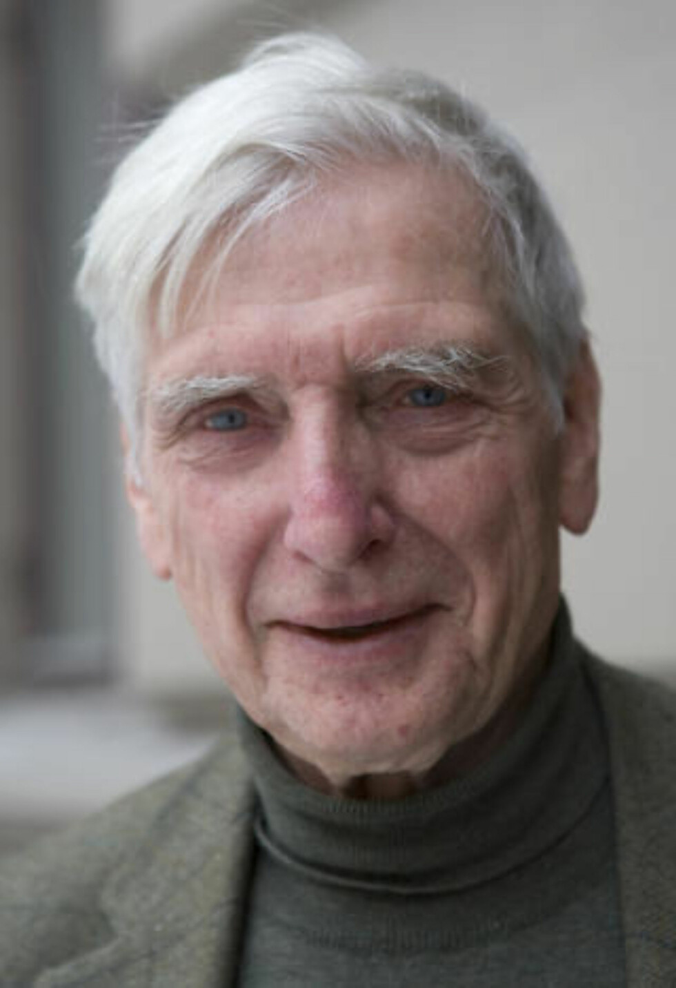 HJERNEVASK-DEBATTEN: Ottar Brox mener Bjørn Vassnes går for langt. Foto: Bjørn Sigurdsøn / SCANPIX