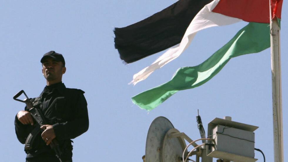 ARRESTERT: Israel har pågrepet den 47 år gamle Maher Uda, som skal være en av grunnleggerne av Hamas væpnede fløy, Izz al-Din al-Quassam. REUTERS/Suhaib Salem (GAZA - Tags: POLITICS MILITARY)
