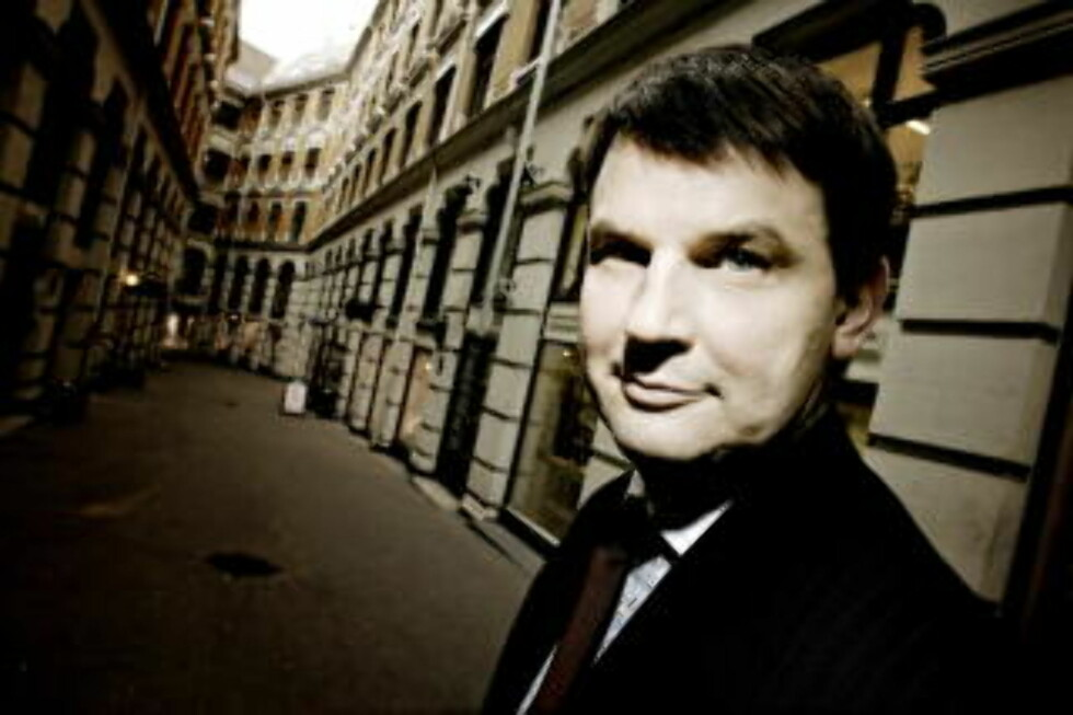 PR-RÅDGIVER: Siden han ga seg med aktiv politikk, har Tor Mikkel Wara jobbet som PR-rådgiver.   Foto: KRISTIAN RIDDER-NIELSEN / Dagbladet