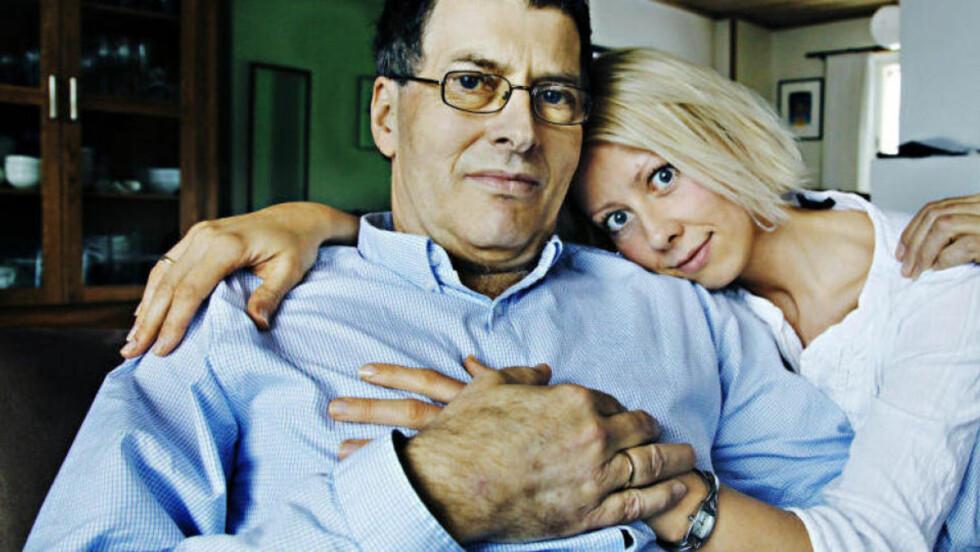 GIKK BORT: Over en periode på rundt tre uker fikk ekteparet Lem en lang rekke tilbud fra kristne som ville frelse kreftsyke Steinar Lem. Foto: Jaques Hvistendal/Dagbladet
