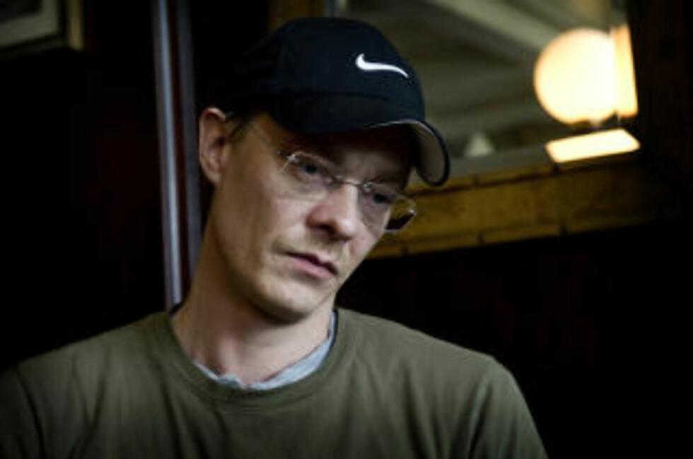 ENGASJERT: Skuespiller Kristoffer Joner har engasjert seg sterkt i norsk narkotikapolitikk. Foto: Øistein Norum Monsen
