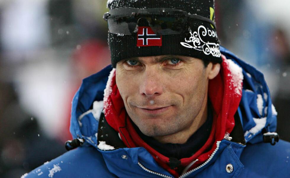 LUR: Thomas Alsgaard deler sine hemmelige smøretips med Dagbladets lesere. Foto: ARNT E. FOLVIK