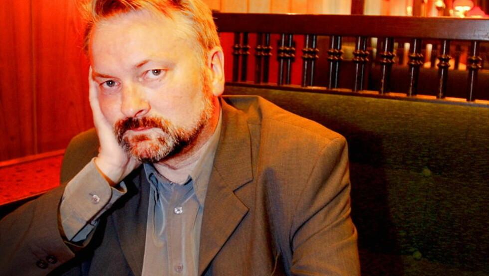 ENSOMHET: Homseliv og ensomhet er tema for Per Knutsens nye roman.  Foto: TOM MARTINSEN