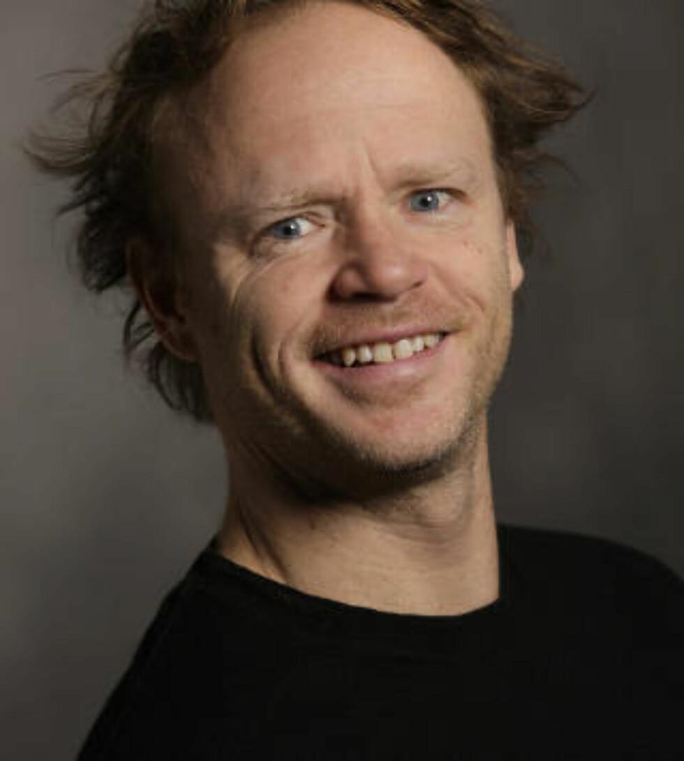 Harald Eia.