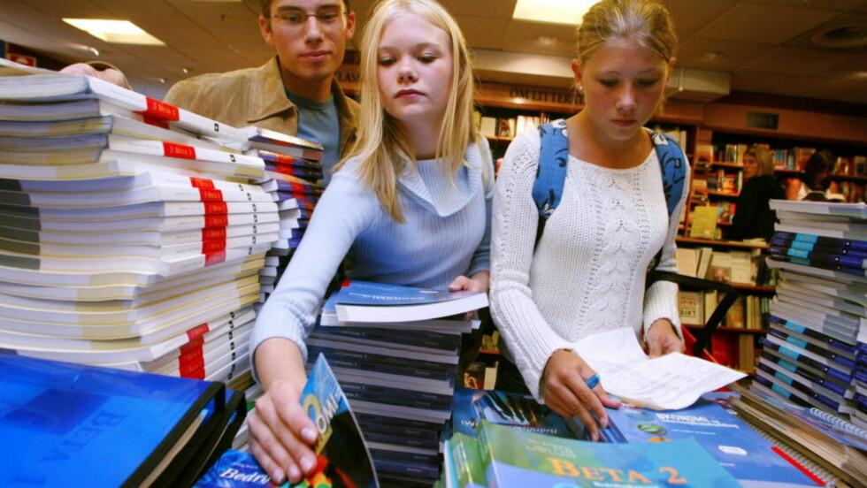 VRANGLÆRE: Å lese læreboka Kosmos 10, er som å lese en brosjyre fra Attac, mener Sylvi Listhaug. Foto: Ida Von Hanno Bast
