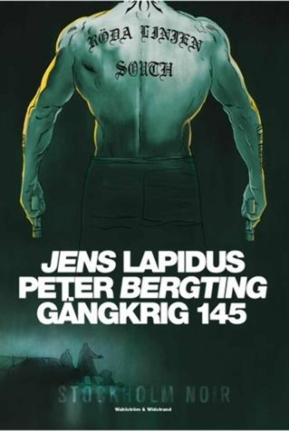 Noir på svensk i tegneserie fra Jens Lapidus
