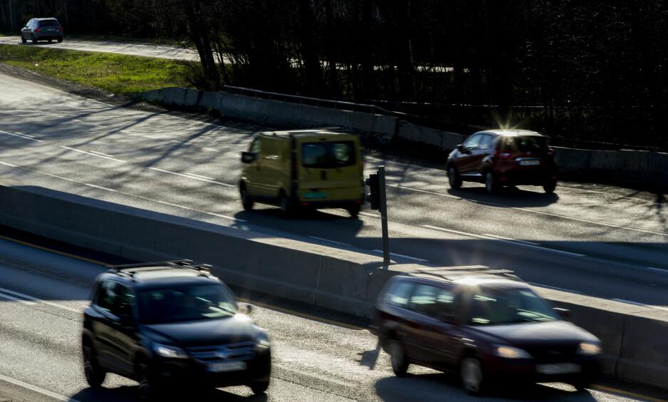 BOMKRANGEL: Ap konfronterer Frp med utviklingen i bompengeinnkrevingen. Frp svarer at Ap provoserer bilistene med økte satser. Foto: Vegard Wivestad Grøtt / NTB scanpix