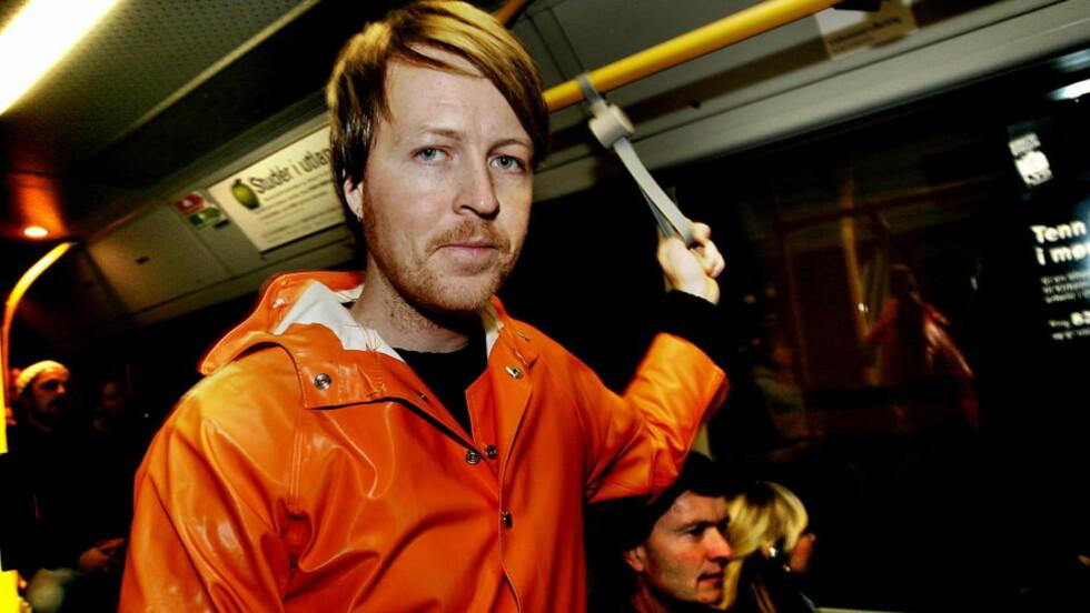SKOLERT: Agnar Lirhus har gode forutsetninger for å reflektere over medier, samtid og framtid.  Foto: Kurt T. Pedersen
