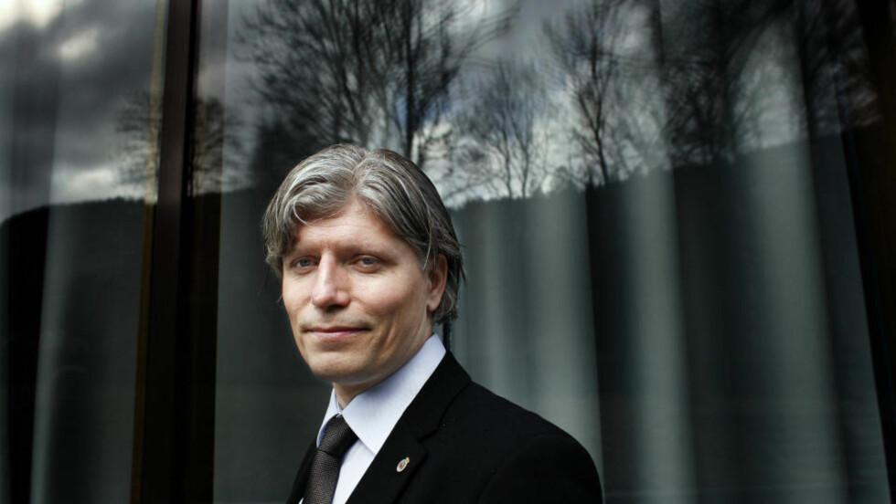 - HAR GITT OPP:  - Regjeringen har gitt opp klimapolitikken, mener Venstres nestleder Ola Elvestuen. ARKIVFOTO: HENNING LILLEGÅRD, DAGBLADET.