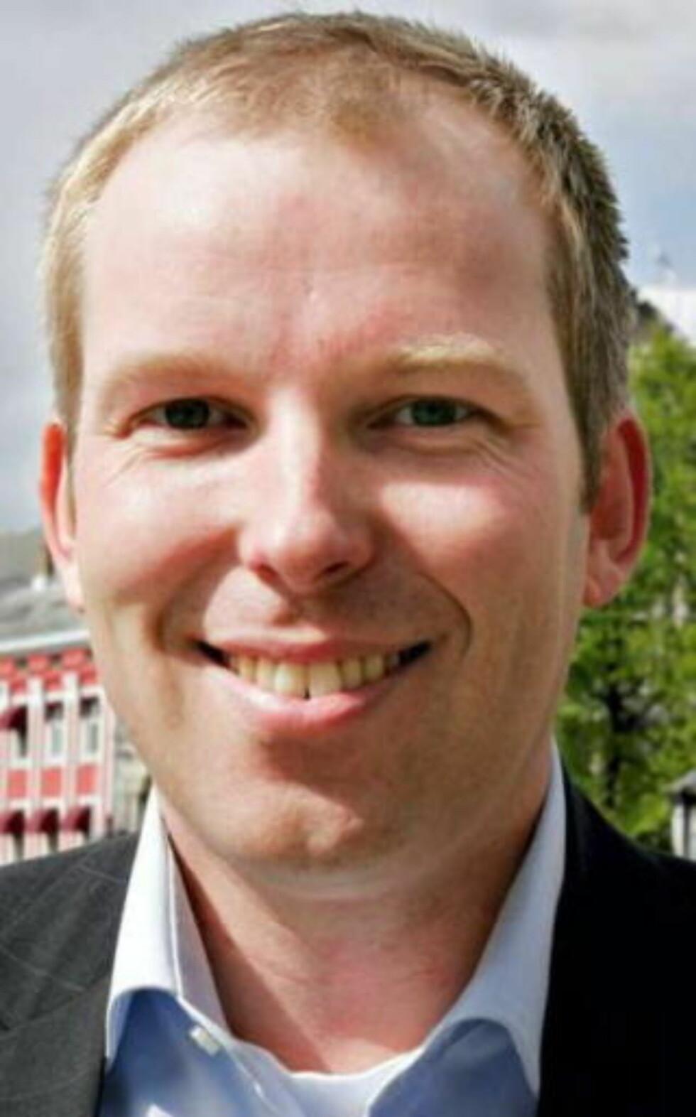 KRITISERER RAJAS DIALOGMØTER: Stortingsrepresentant Håkon Haugli (Ap).