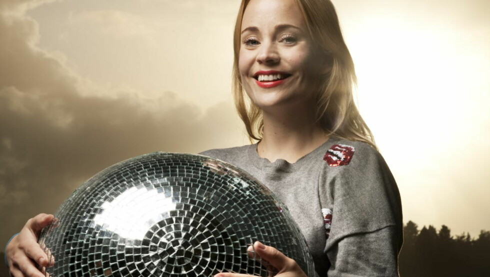 FILMMUSIKK: Den norske artisten Annie har fått med discolåten «Songs Remind Me Of You» i storfilmen «Sex and the City 2».   Foto : Sigurd Fandango