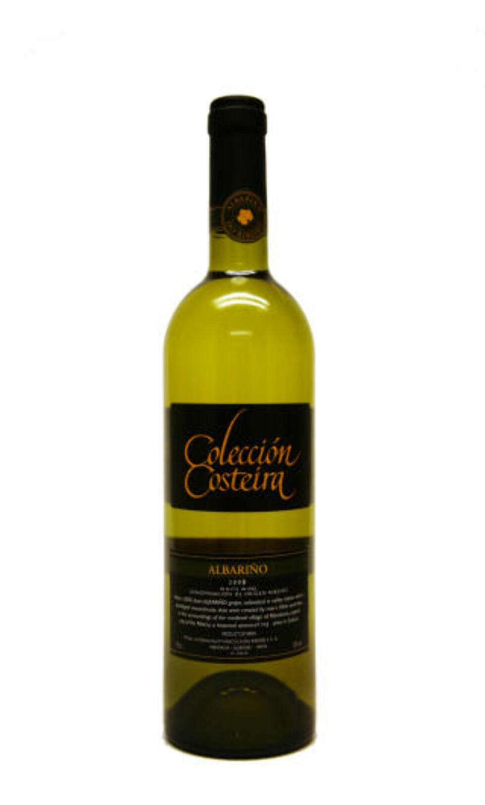 SEKSER: Coleccion Costeira Albarino 2008.