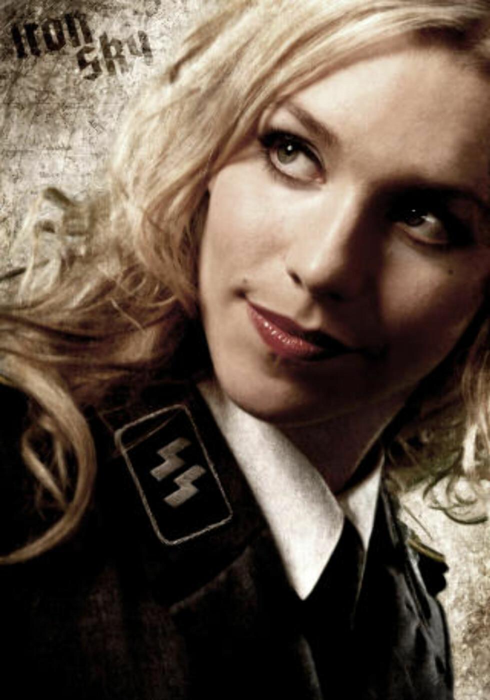 HELTINNE: Julia Dietze spiller filmens heltinne, Renate Richter. Foto: Blind Spot Pictures