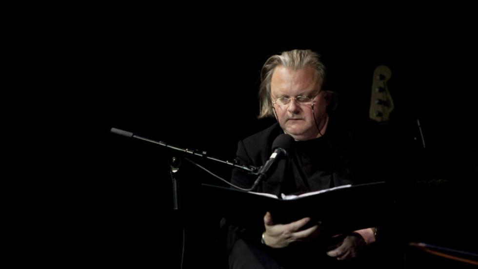 PRISVINNER: Jon Fosse får 10. september Ibsenprisen. Foto: Kyrre Lien / Scanpix