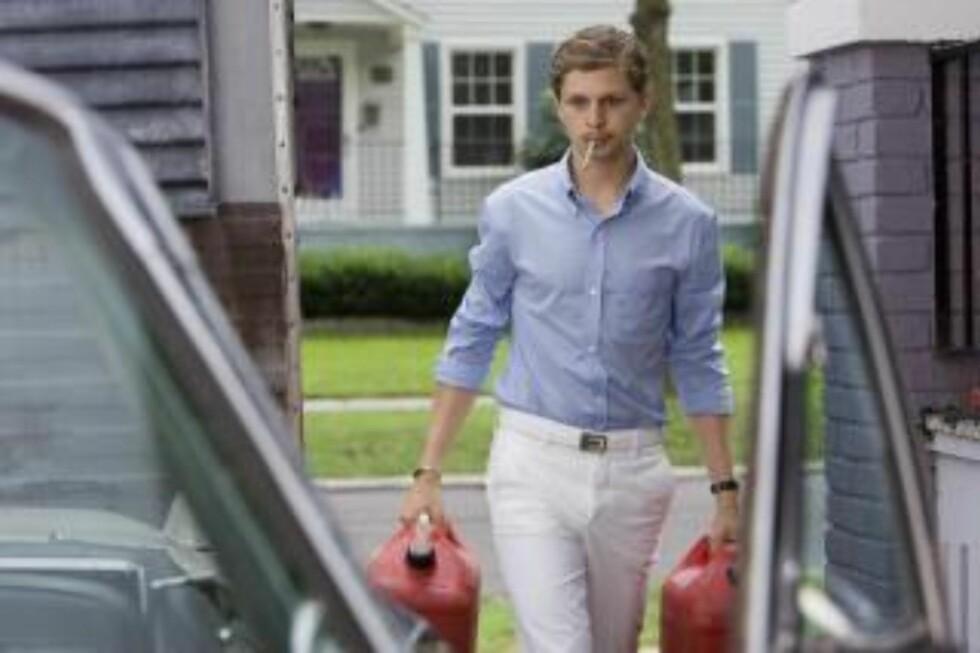 NY MANN: Nicks alter ego (Michael Cera) er alt han ønsker å være. Enn så lenge.