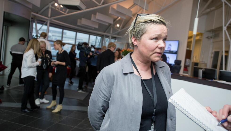 STORE KUTT: I slutten av oktober ble det klart at 71 medarbeidere i TV 2 har fått innvilget sine søknader om sluttpakke. TV 2 har som mål at i alt 177 årsverk må bort for å oppfylle spareplanen på 350 millioner kroner. Dermed gjenstår 106 årsverk. Foto: Eivind Senneset / Dagbladet