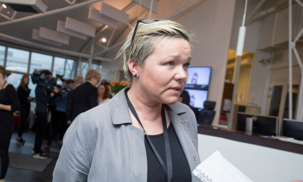 TILLITSVALGT: Henrikke Helland i TV 2: Foto: Eivind Senneset / Dagbladet