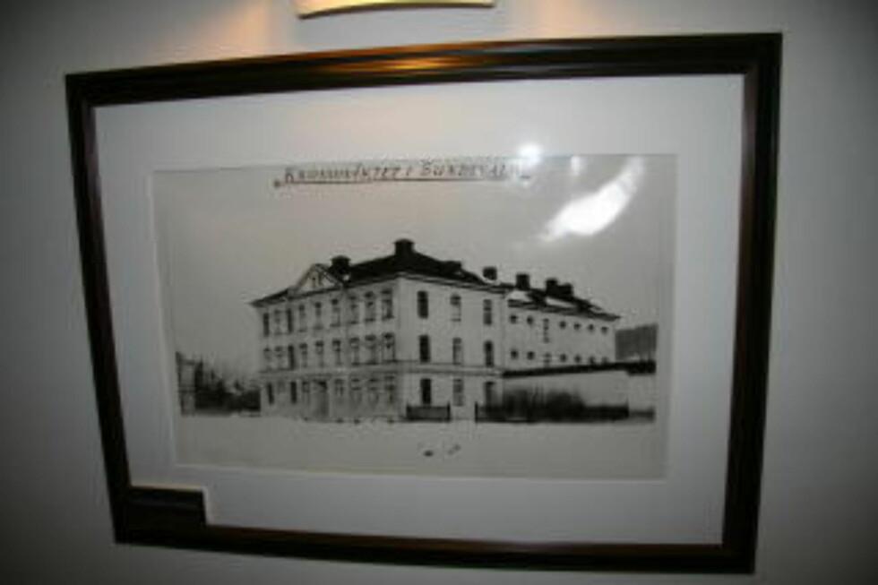 FENGSELET:  Karlstadinstitusjonen hadde 78 celler. Og var et av Sveriges best bevarte T-formede fengsler. På 1970-tallet var det planer om å ta det i bruk igjen som fengsel.