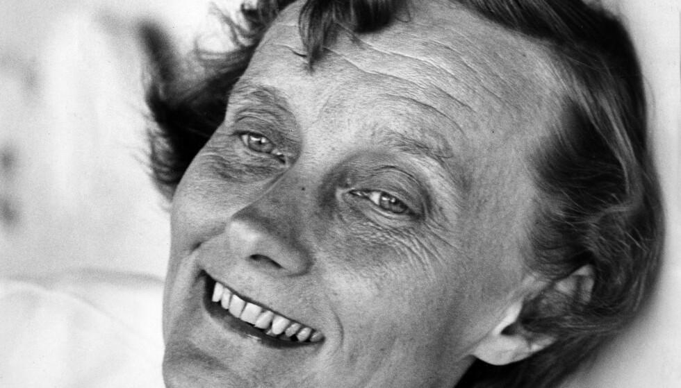 BREVVENNEN: Astrid Lindgrens brev til sin tyske venninne, blir nå publisert. Foto: Stig A. Nilsson / NTB / Scanpix