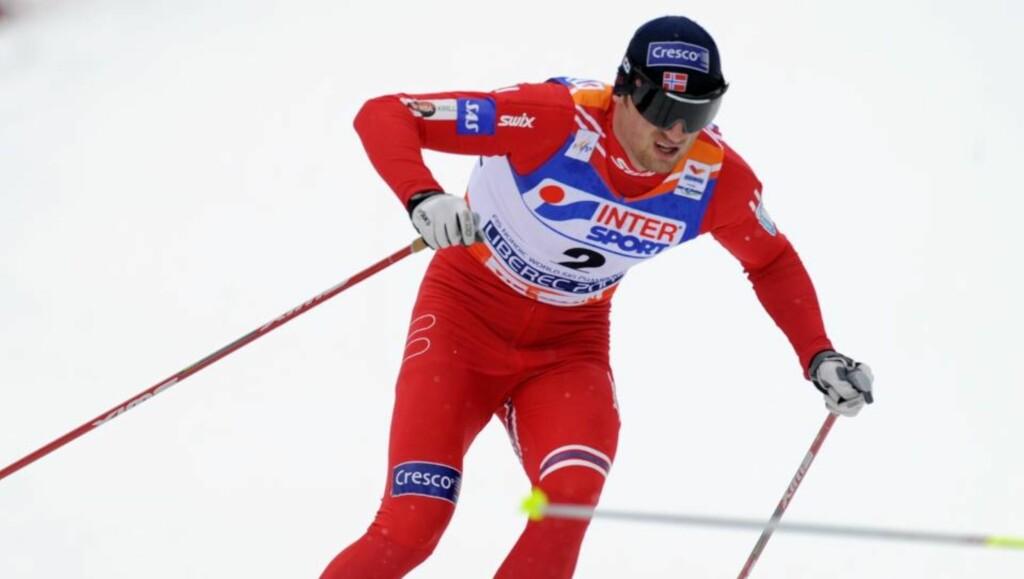 TIL KINA? Petter Northug og de norske skiløperne håpet nok på Tromsø-OL i 2018. Nå kan det bli en tur til Kina i stedet. Foto: AP