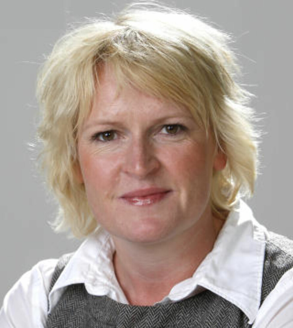 <strong>VIL HA GJENNOMGANG AV STØTTE:</strong> Statssekretær Lisbet Rugtvedt (SV) i Kunnskapsdepartementet. Foto: Bjørn Sigurdsøn, Scanpix