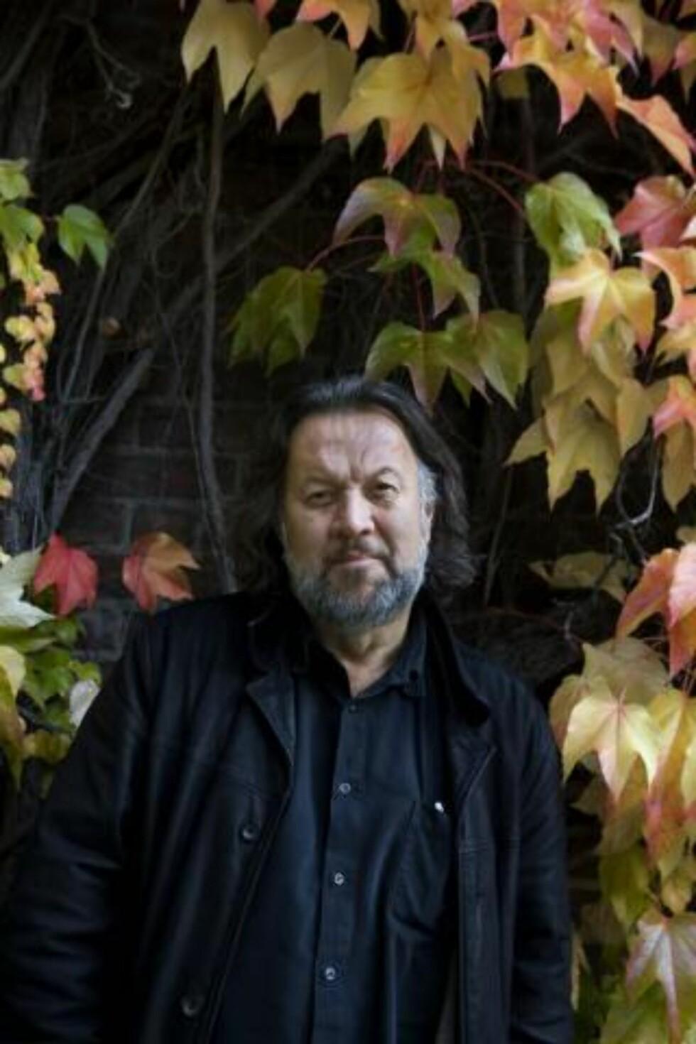 EN GAVE: - Bjørn Eidsvåg er et godt eksempel på en gjest som kommer til å gjøre inntrykk på svenskene, mener Fredrik Skavlan. Foto: Berit Roald / SCANPIX