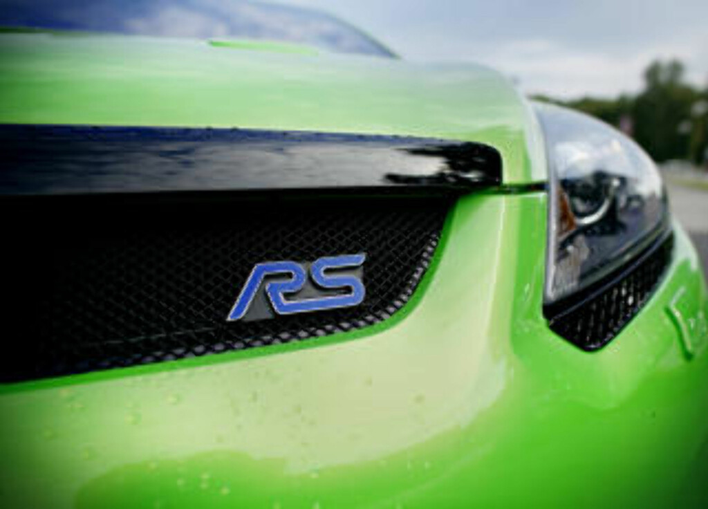 TRADISJON: RS har fulgt de råeste Fordene i mange tiår.Foto: Krister Sørbø