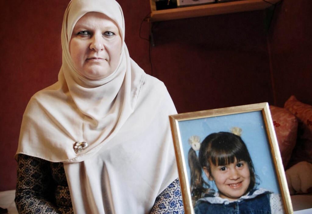 BEKYMRET: Helena Benaouda stilte i 2007 opp i media og kjempet for å få datteren Safia løslatt fra fengsel i Etiopia. Nå er datteren pågrepet i Pakistan. Foto: Felipe Morales/Svenska Dagbladet/Scanpix