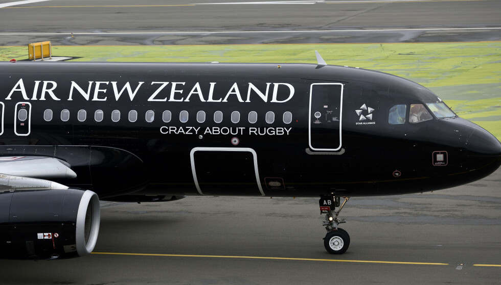 VERDENS BESTE: For fjerde år på rad er Air New Zealand kåret til verdens beste flyselskap. Foto: NTB Scanpix