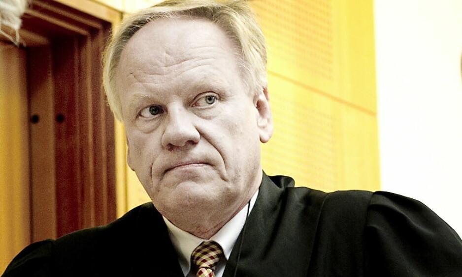 AVVISER: Advokat Sigurd J. Klomsæt avviser beskyldningene fra klienten, og stiller seg uforstående til at oppfyllelse av hva han beskriver som «våre lovpålagte plikter» kan oppfattes som «trusler eller skremme». Foto: John T. Pedersen / Dagbladet