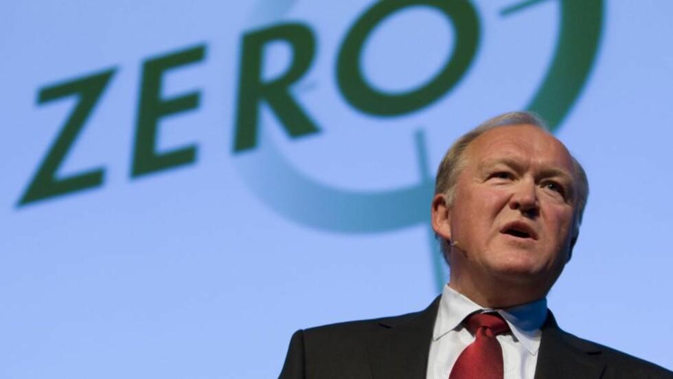 SKUFFET: Tidligere statsminister i Sverige, Göran Persson, liker dårlig StatoilHydros oljesandsatsing. Foto: Bjørn Sigurdsøn / Scanpix