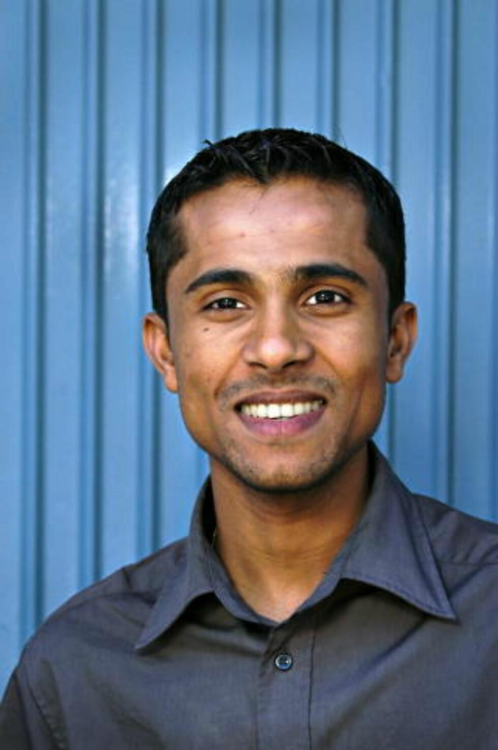 VIL SYNLIGGJØRING FORSKJELLSBEHANDLINGEN: Majoran Vivekananthan mener at flere av regjeringens tiltak de siste årene har bidratt til å forverre situasjonen for innvandrerne i Norge. Foto: NINA HANSEN