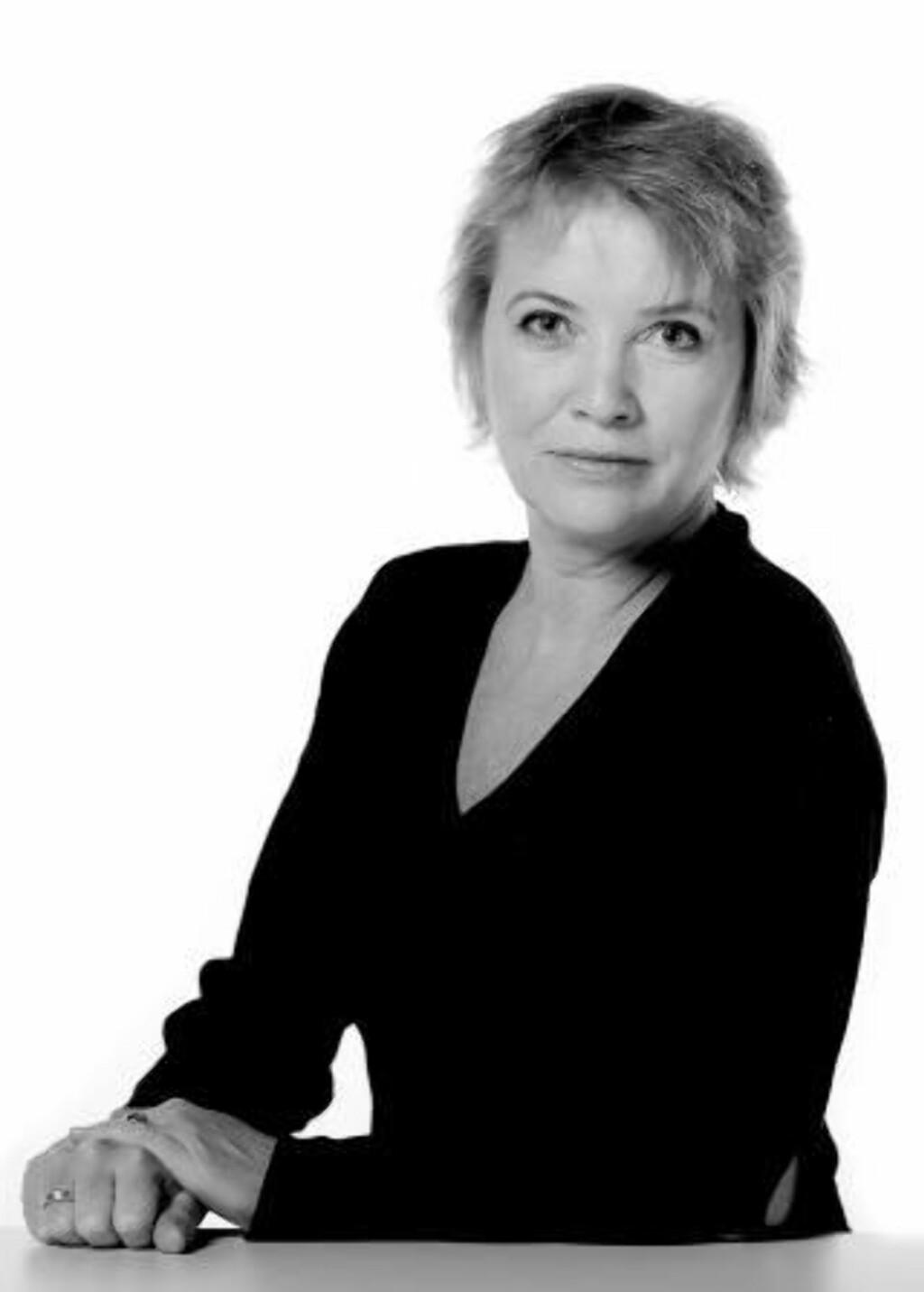 JENS HAR ET PROBLEM: Mener Dagbladets politiske redaktør Marie Simonsen.