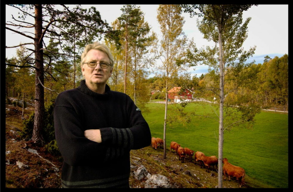 KONFLIKT: Tore Stubberud følger i «Hilal»-forfatter Torgrim Eggens fotspor med en roman som tematiserer kjærlighet mellom to høyst ulike kulturer. Foto: Lars Eivind Bones