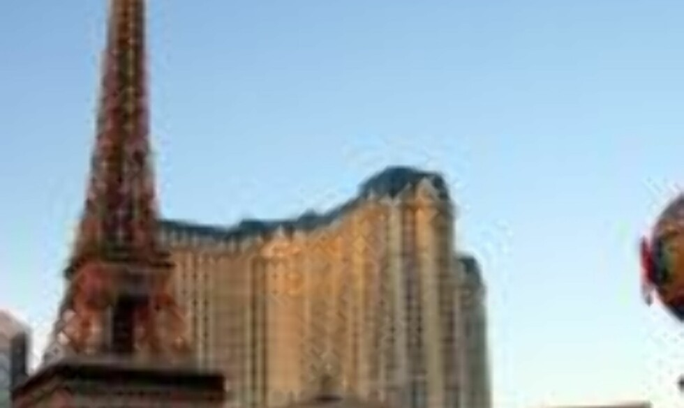 Spesielle hoteller i Las Vegas