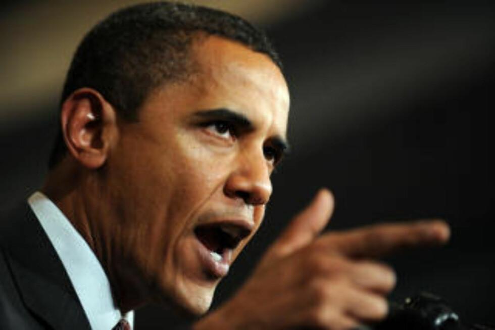 ERKLÆRTE KRISE: Obama signerte erklæringen om nasjonal krisesituasjon fredag kveld. Erklæringen gjør at amerikanske helseinstitusjoner slipper å ta hensyn til visse føderale regler innenfor helseforsikrings-programmene Medicare og Medicaid, melder Reuters. Foto: SCANPIX