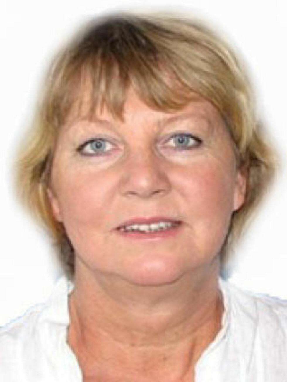 UENIG: Karin Rønning, overlege ved Folkehelseinstituttet, mener Andersen har ganske avvikende holdninger.