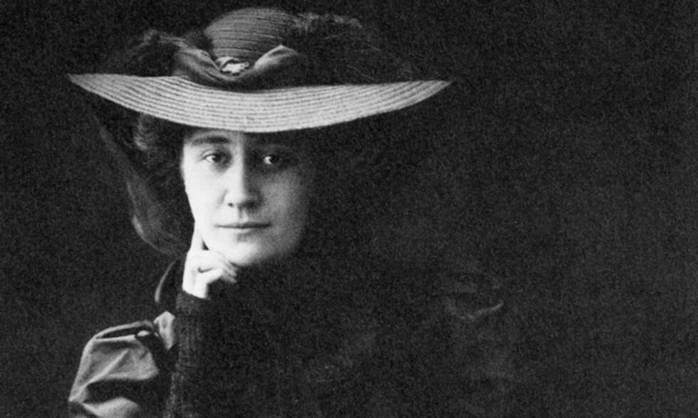 DRISTIG OG DESTRUKTIV: Den særpregede forfatteren Ragnhild Jølsen døde bare 33 år gammel. Kroppen kollapset etter langvarig misbruk.