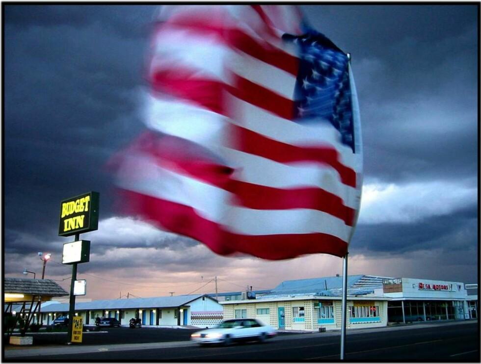 USA: Et mangfoldig land med mange virkeligheter. I sin nye bok har Morten A. Strøksnes fanget noen av dem. Foto: Lars Eivind Bones